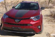Viaggio negli Stati Uniti Toyota Rav4 Adventure