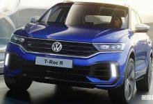 Volkswagen T-Roc R crossover sportivo Ginevra 2019