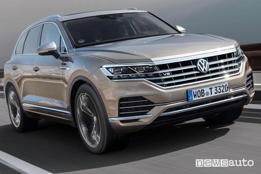 Volkswagen Touareg V8 diesel