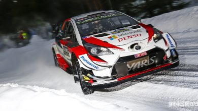 WRC 2019 classifica Rally Svezia, vittoria Toyota