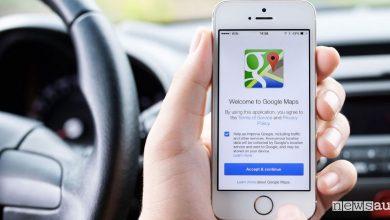 Autovelox mappa Google