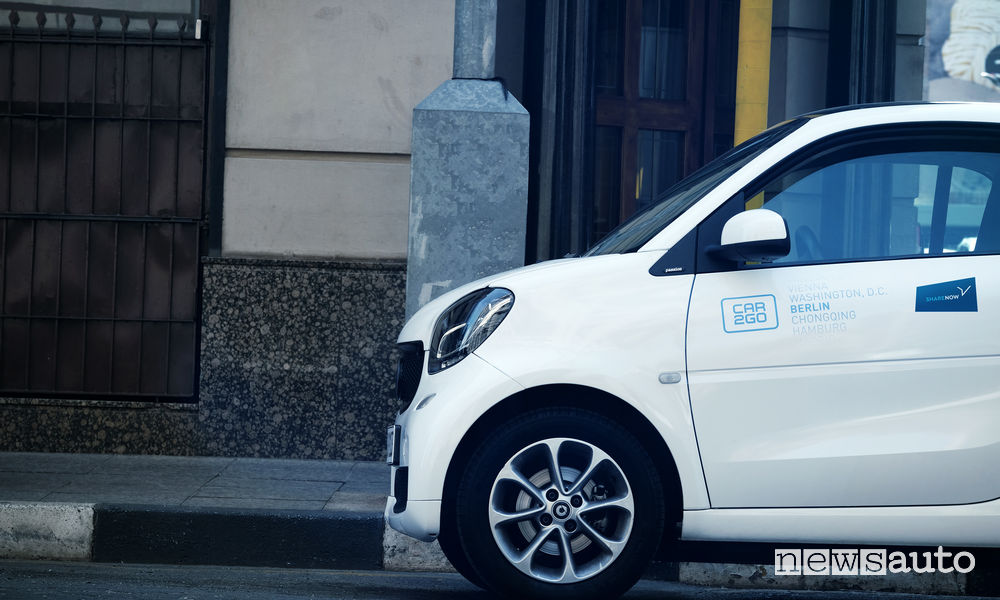 car-sharing car2go
