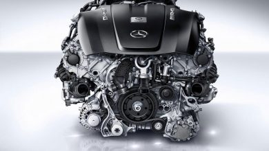 ;otore engine v8 biturbo mercedes-amg-4L