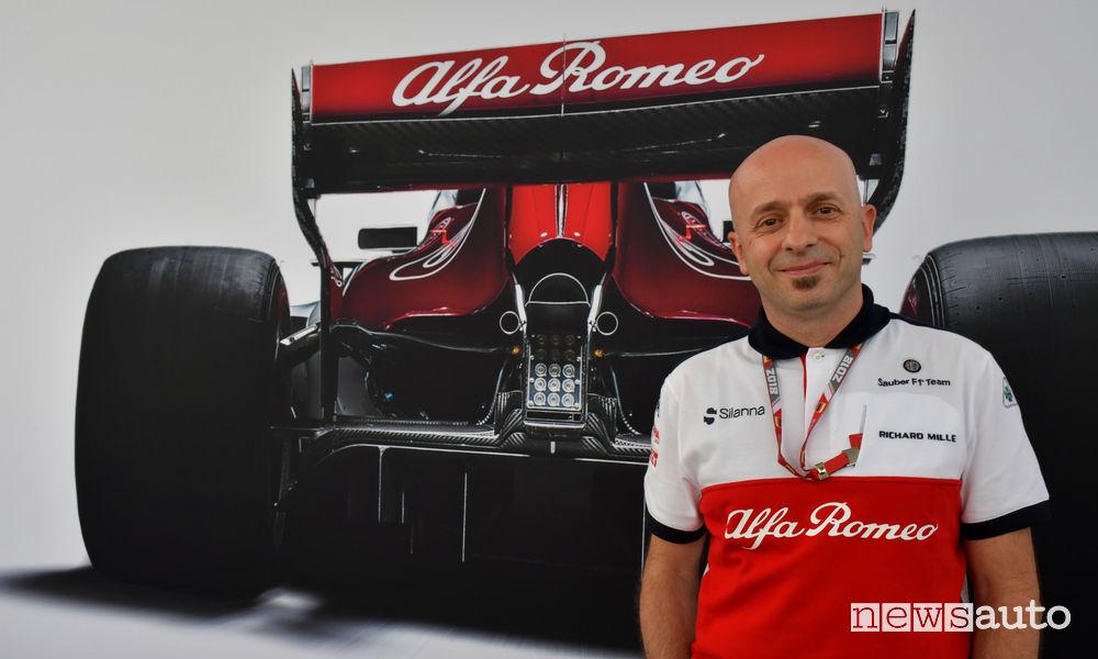Simone Resta, Direttore tecnico Alfa Romeo Racing