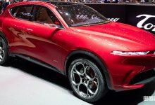 Alfa Romeo Tonale Ginevra 2019