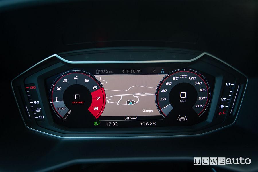 Audi A1 Sportback 25 TFSI Virtual Cockpit