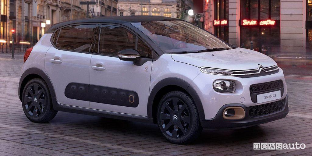 Citroën C3 Origins