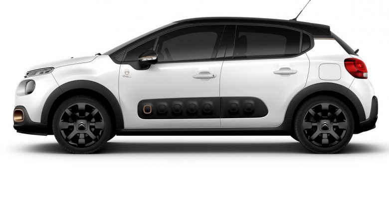 Vendite Citroën C3 Origins