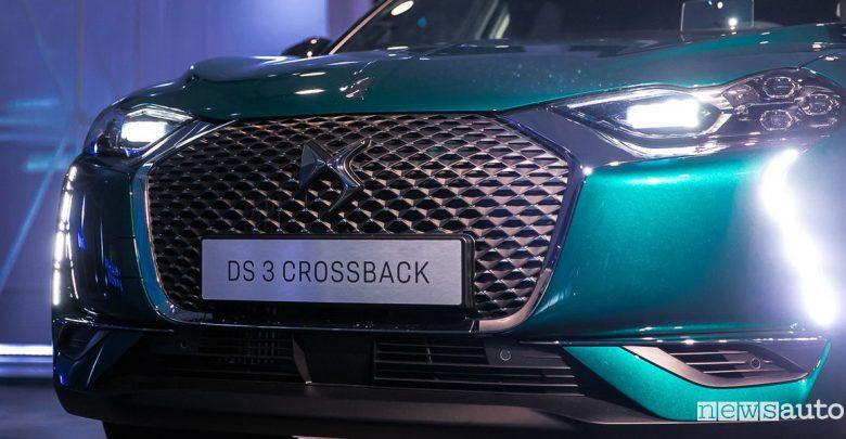 DS 3 Crossback tour roadshow