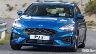 Photo of Auto ibride Ford, Fiesta e Focus Mild-Hybrid