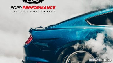 Ford Performance Driving University 2019