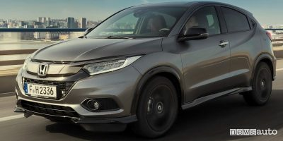 Honda Hr V 2019 Nuovo Suv Urbano