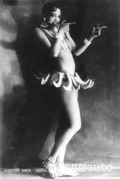 Joséphine Baker ballerina