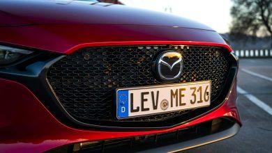 Paraurti anteriore Mazda3 2019