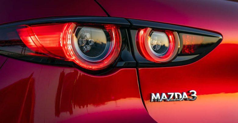 Fari posteriori Mazda3 2019