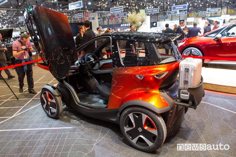 Concept Ginevra 2019 Seat Minimò