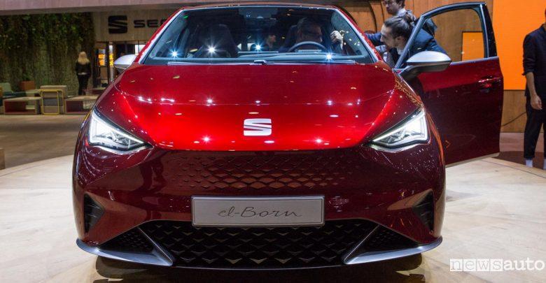 Auto elettriche e ibride Seat