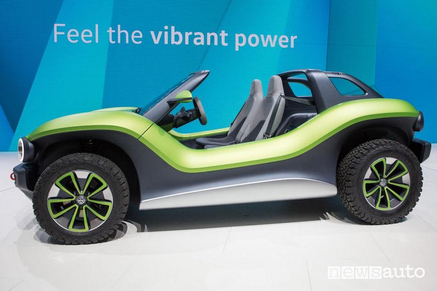 Concept Ginevra 2019 Volkswagen ID Buggy