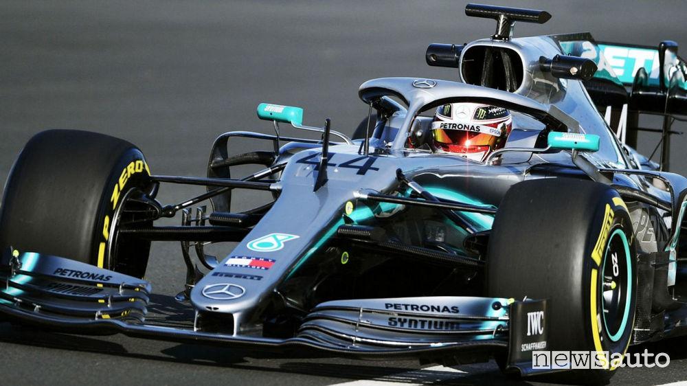 Formula 1 2019 Mercedes-AMG Lewis Hamilton