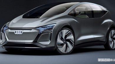 Audi AI:ME auto elettrica del futuro