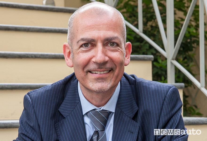 Andrea Cardinali, Direttore Generale dell'UNRAE, l'Associazione delle Case automobilistiche estere