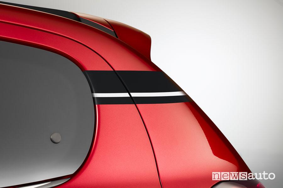 Citroën C1 Urban Ride personalizzazione esterna