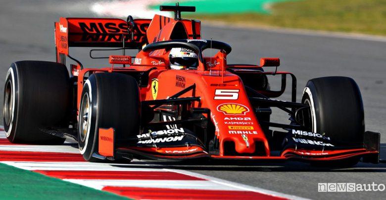 Orari F1 Azerbaijan 2019