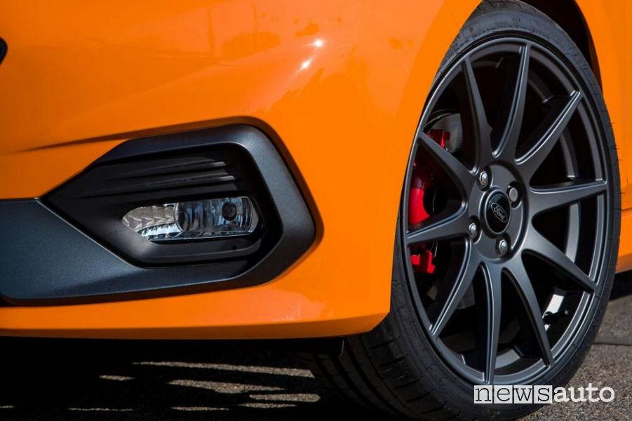 "Ford Fiesta ST Performance Edition cerchi in lega 18"""