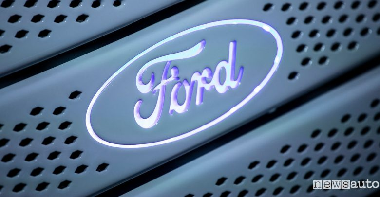 Logo Ford Go Further Event