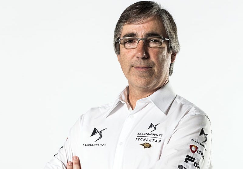 Mark Preston Team Principal DS Techeetah