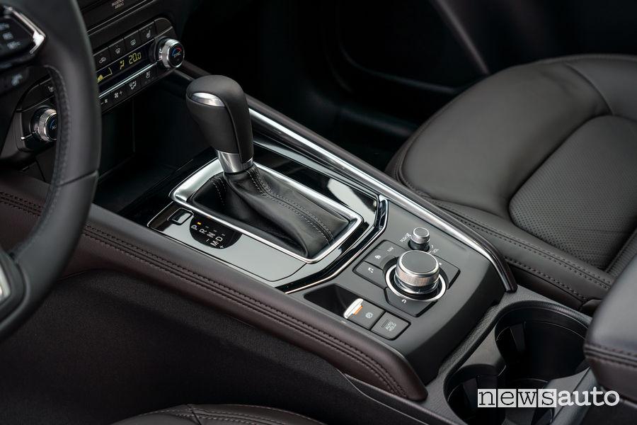 Mazda CX-5 2019 tunnel centrale