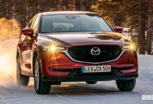Viaggio in Lapponia, al volante della Mazda CX-5