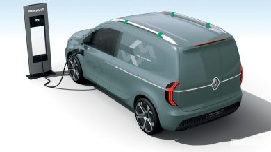 Photo of Renault Kangoo Z.E. Concept, come sarà nuovo van elettrico