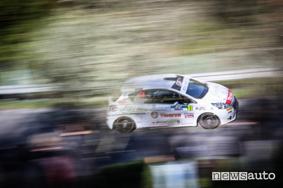 Peugeot 208 R2 impegnata nel Peugeot Competition 2019