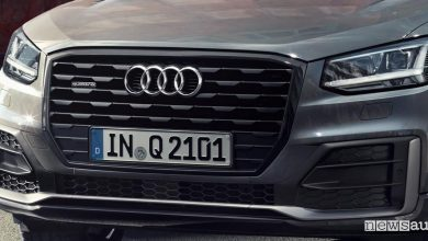 Audi Q2 elettrica