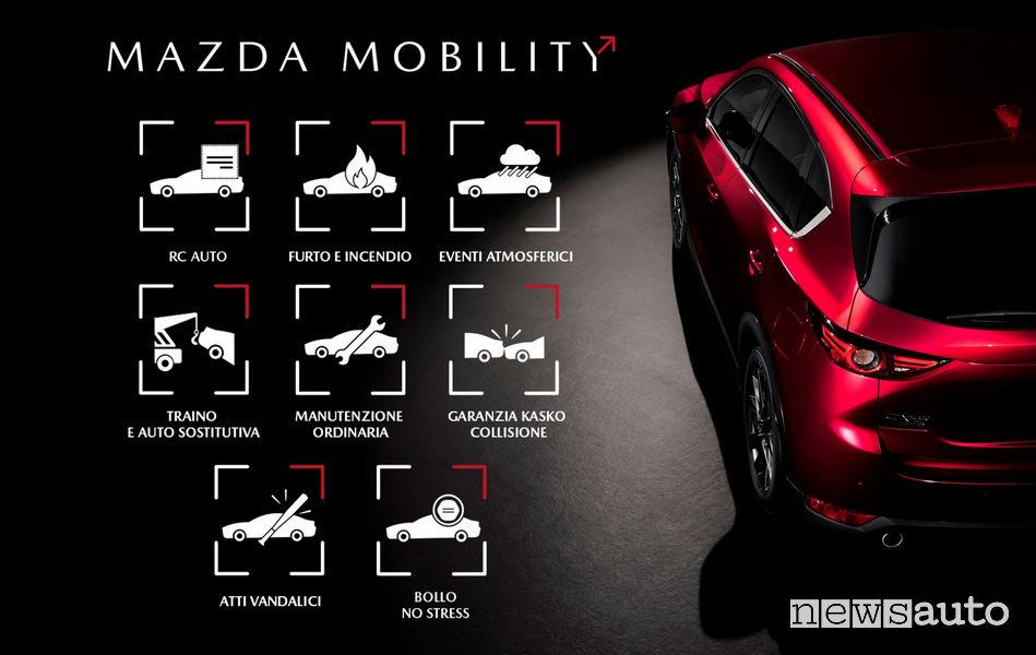 noleggio Mazda Mobility