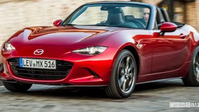 Mazda MX-5 ibrida i-Eloop