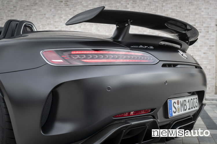 Mercedes AMG GT 2019 AMG GT R roadster posteriore