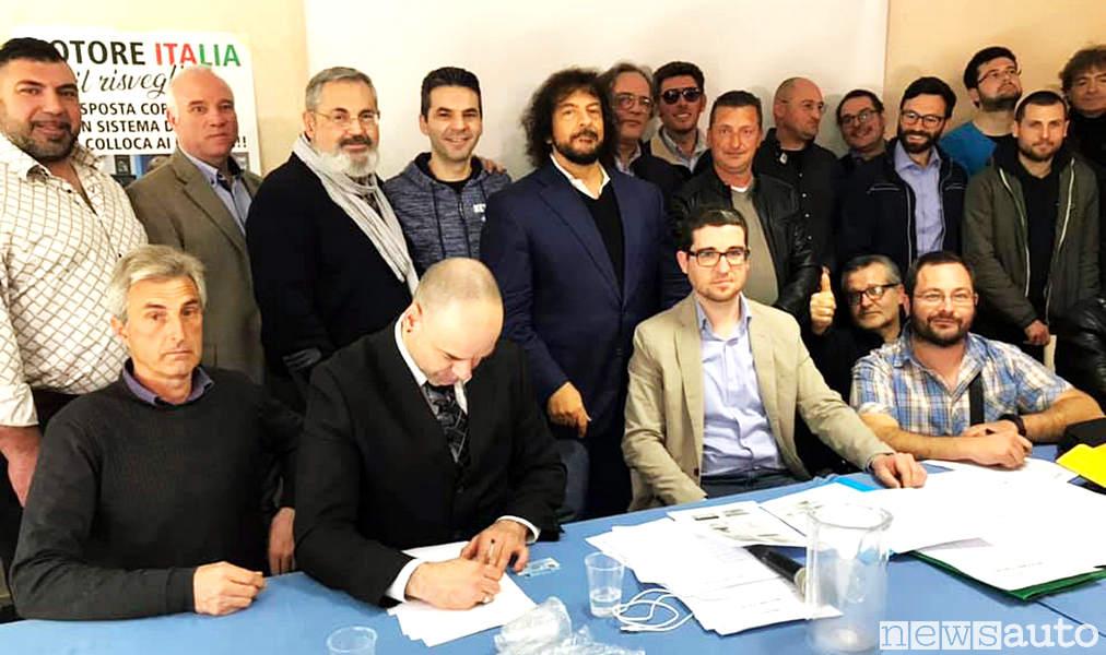Motore Italia associazione a tutela dell'automobilista