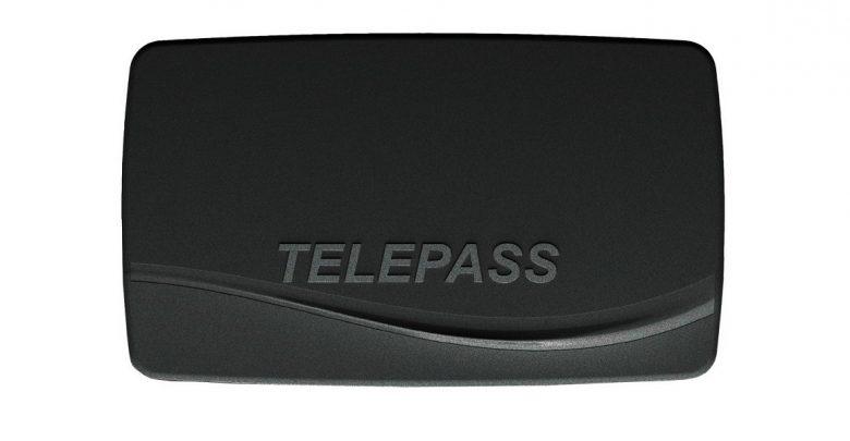 Nuovo dispositivo Telepass