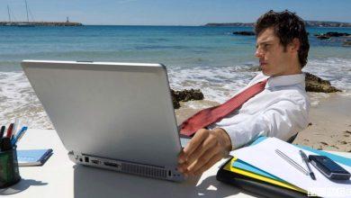 smart working lavoro mare fuori azienda