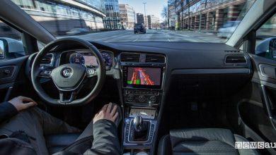 Photo of Guida autonoma, Volkswagen crea una nuova società per lo sviluppo