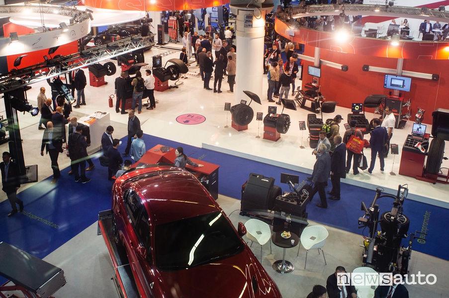 Autopromotec 2019 Fiera di Bologna