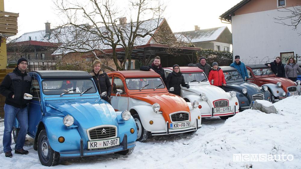 Citroën Generations 5° episodio in Slovenia