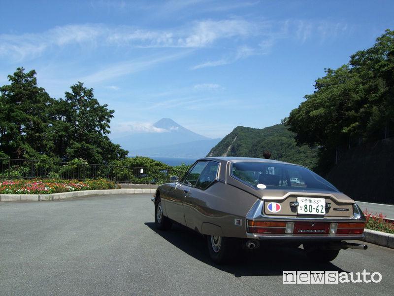 Citroën Generations 6° episodio in Giappone
