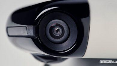"""Photo of Addio agli specchietti retrovisori, sulla Honda """"e"""" elettrica ci sono le telecamere"""