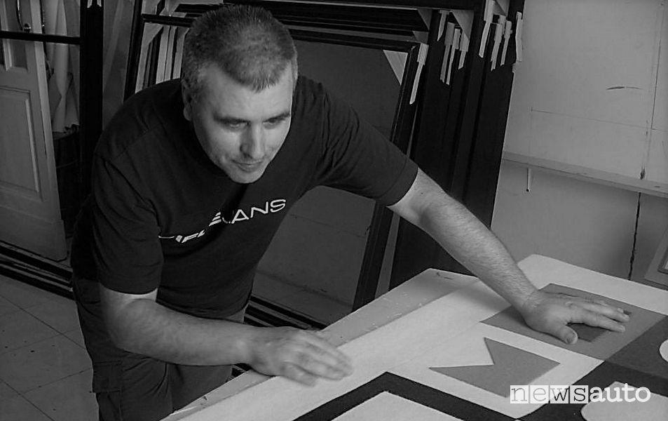 Vince Sangiorgio, in arte Monk