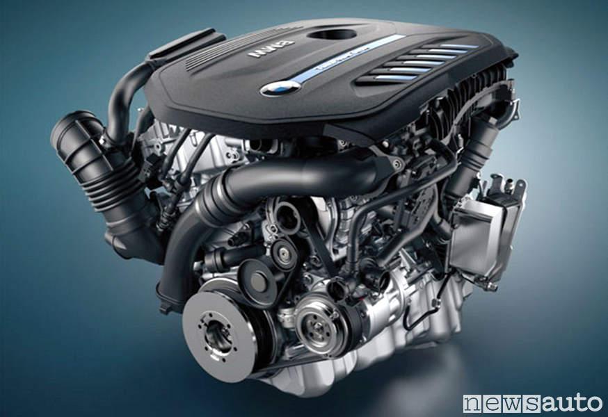 Motore Toyota Supra BMW Z4 B58 6 cilindri turbo