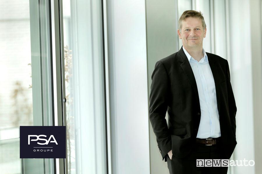 nuove nomine Groupe PSA Nicolas Morel nuovo Direttore Qualità e Ingegneria