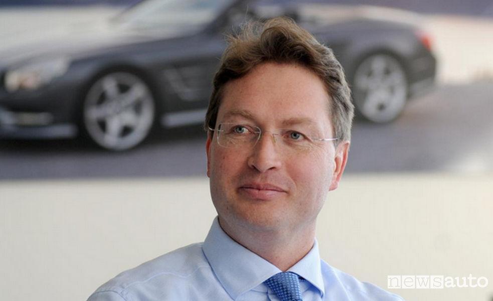 Ola Källenius, l'erede designato di Dieter Zetche alla guida di Daimler